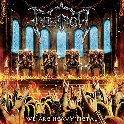 Fëanor - We Are Heavy Metal2016Lead Guitar on