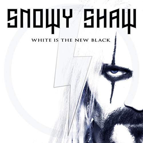 "Snowy Shaw - White is the New BlackMay 25, 2018Guitar on ""Alcoholocaust"""
