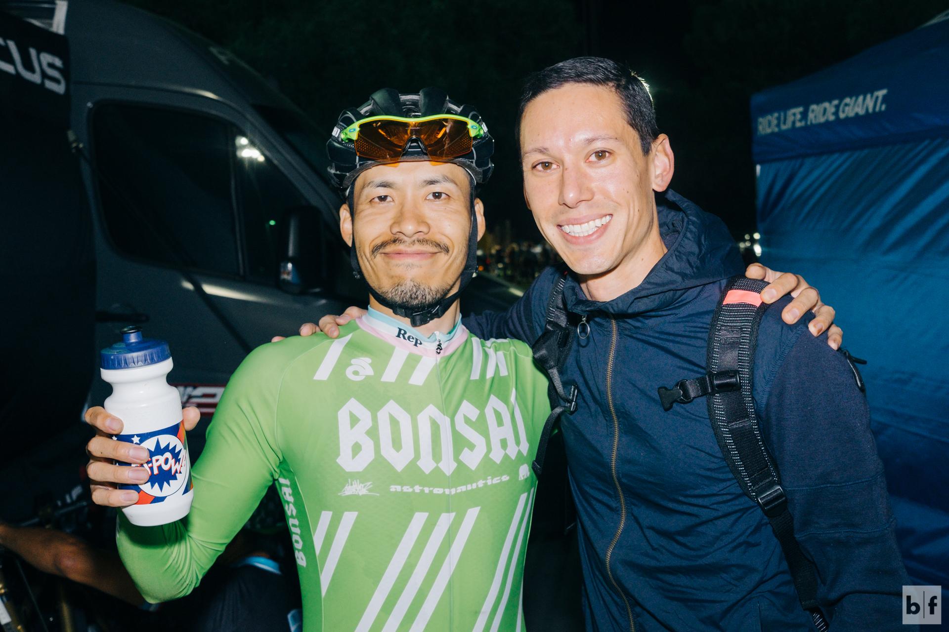 meeting a legend, Hideo Yoshida of Bonsai Cycle Works in Japan.