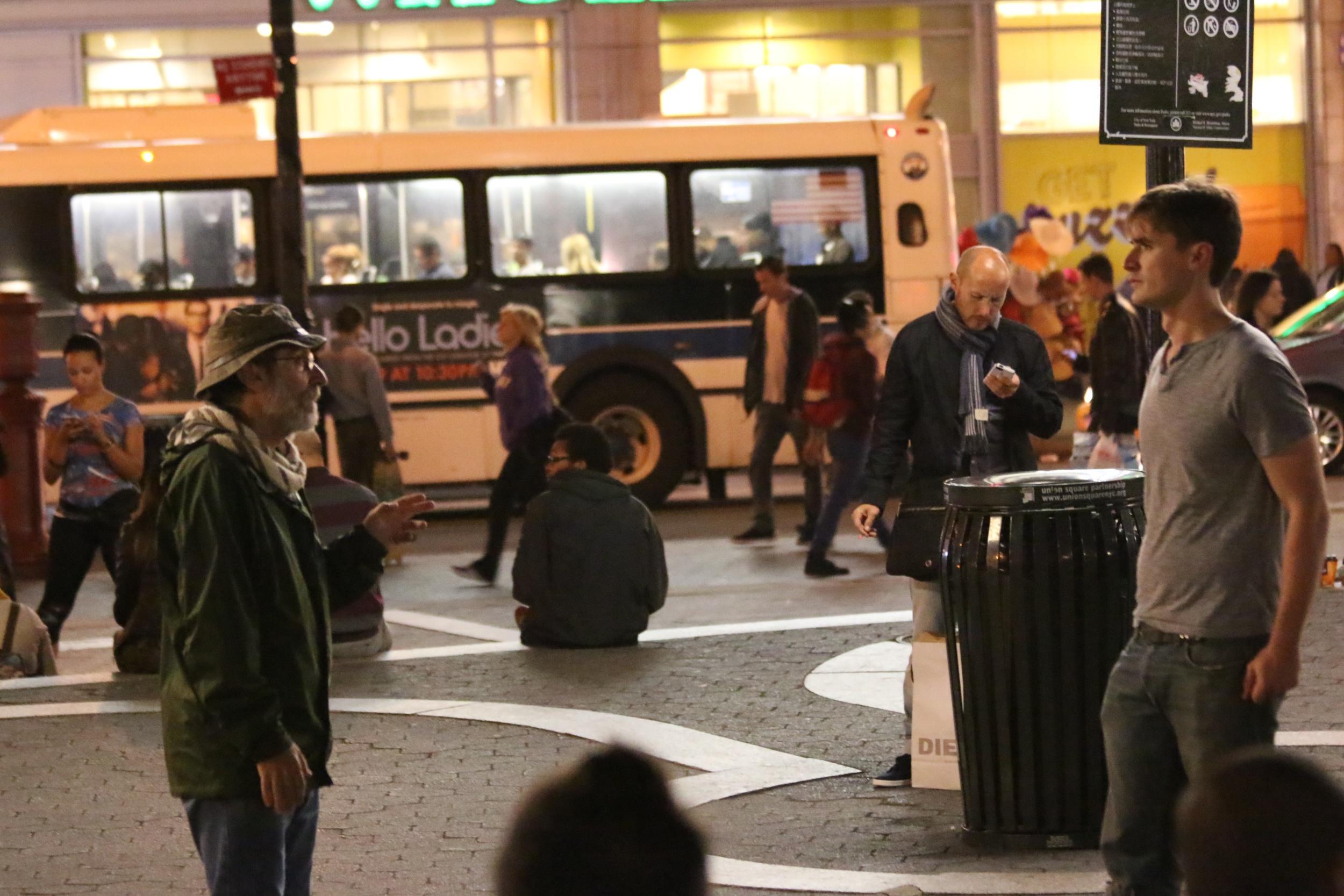 #Occupy Verona