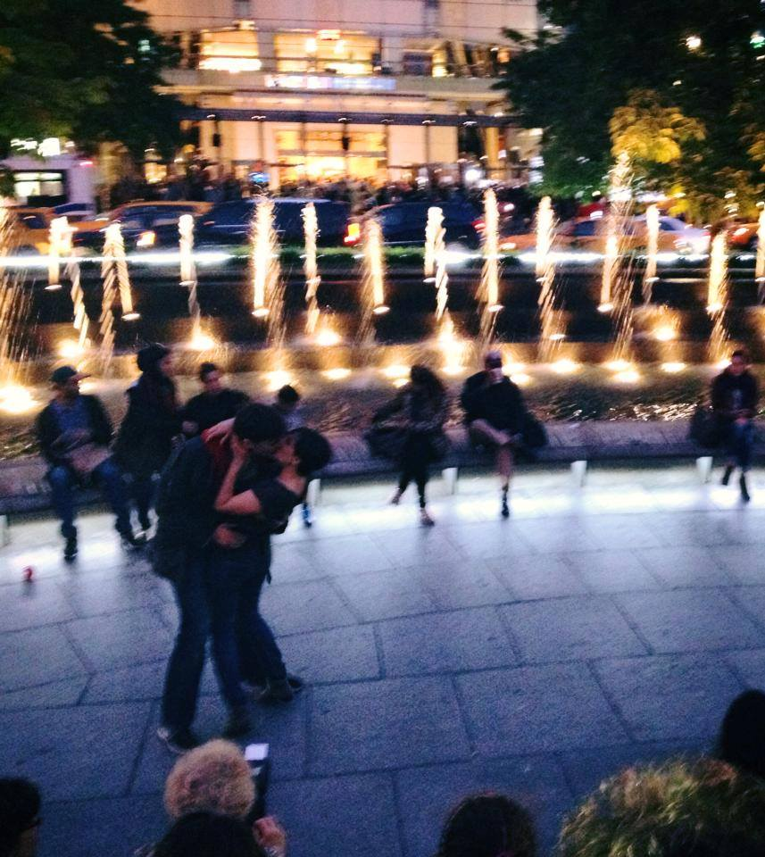 #Occupy Veron