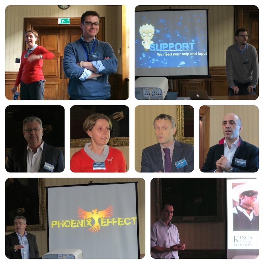 Workshop speakers