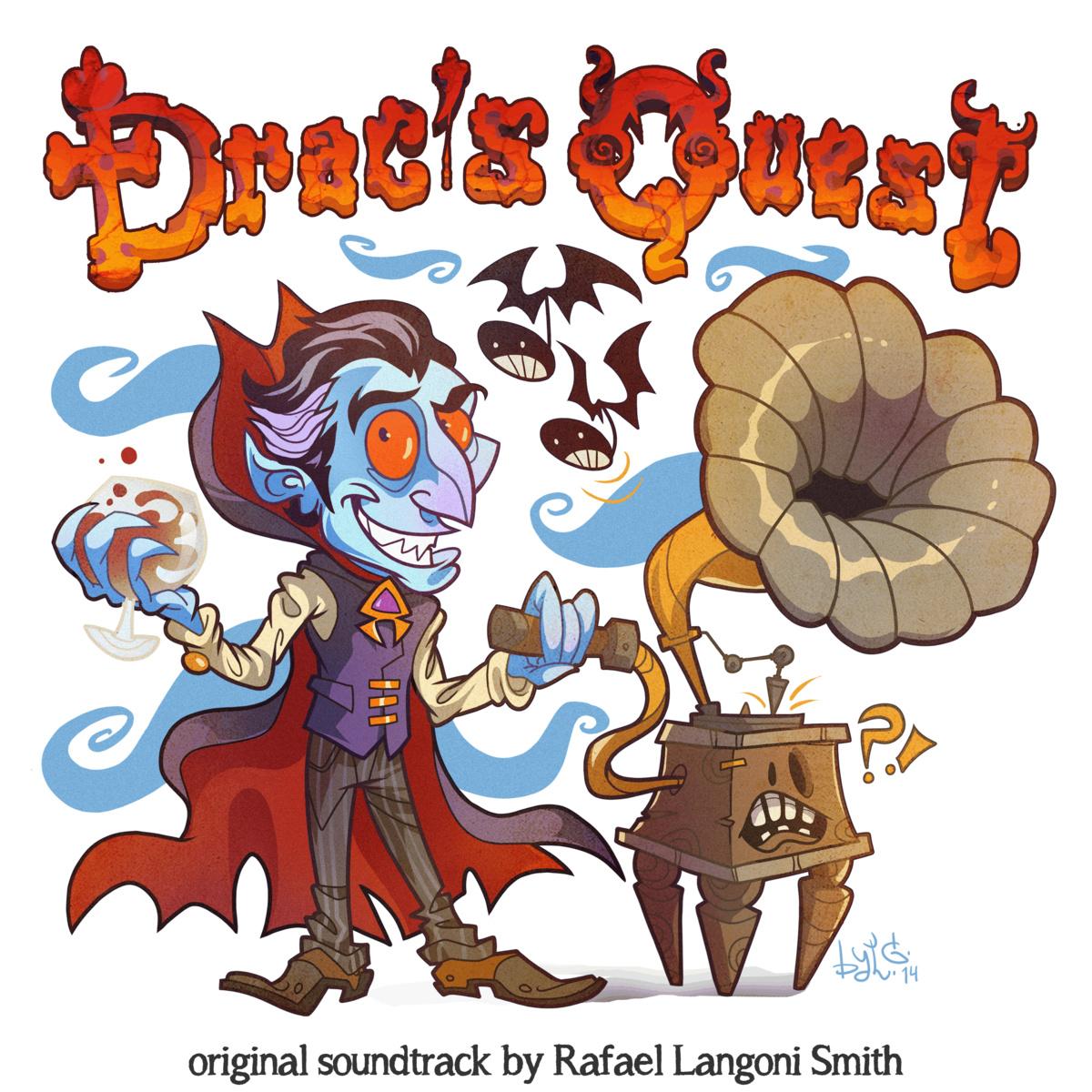 Drac's Quest OST