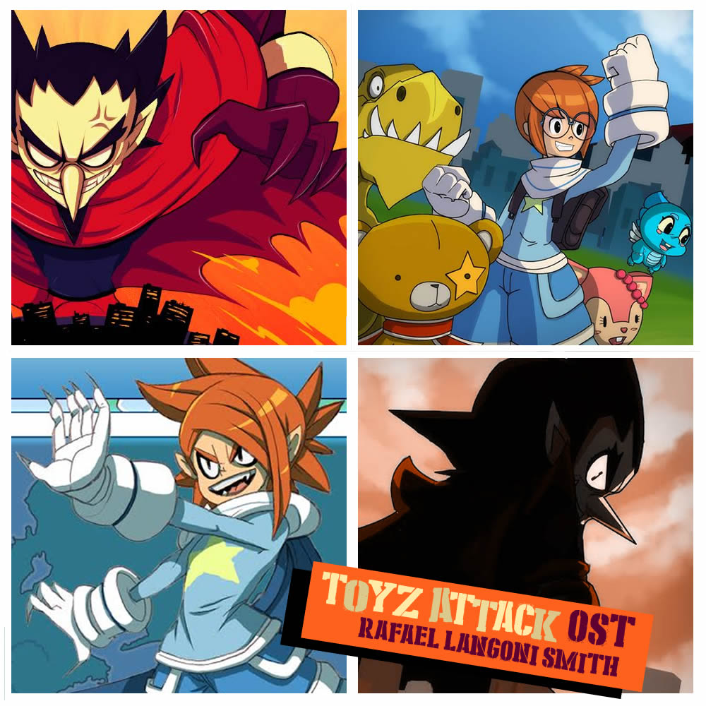 Toyz Attack OST