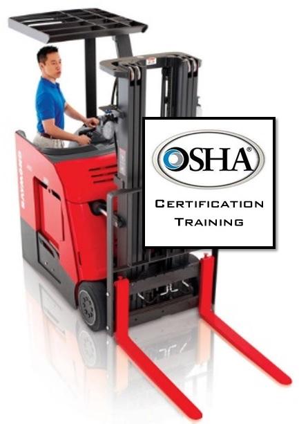 OSHA Forklift Certification Training