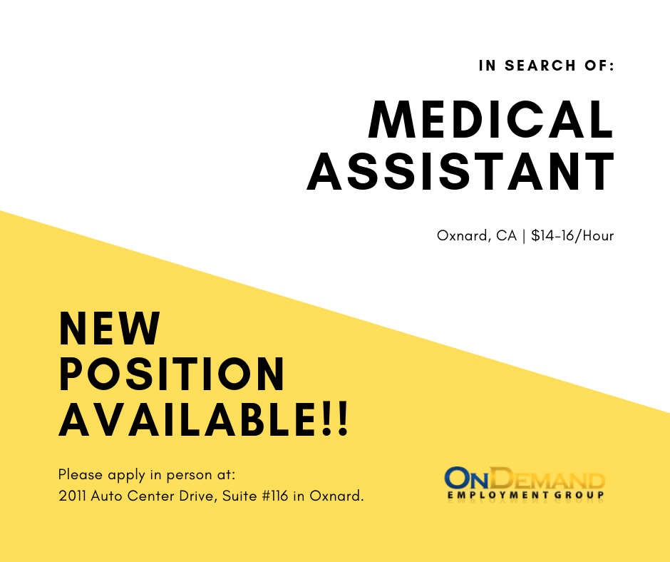 2019.06.10 Medical Assistant.png