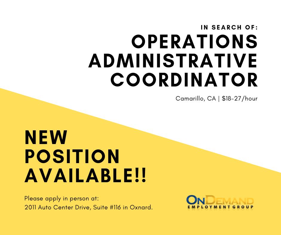 2019.06.28 Operations Admin Coordinator.png