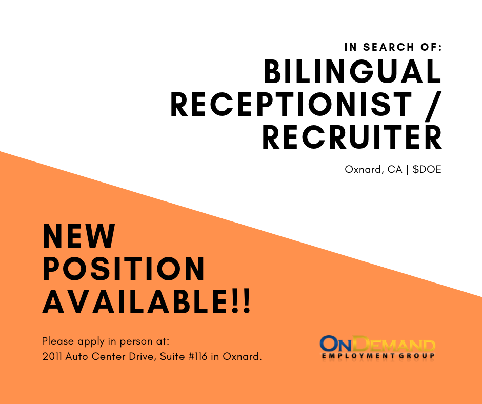 2019.07.21 Bilingual receptionist.png