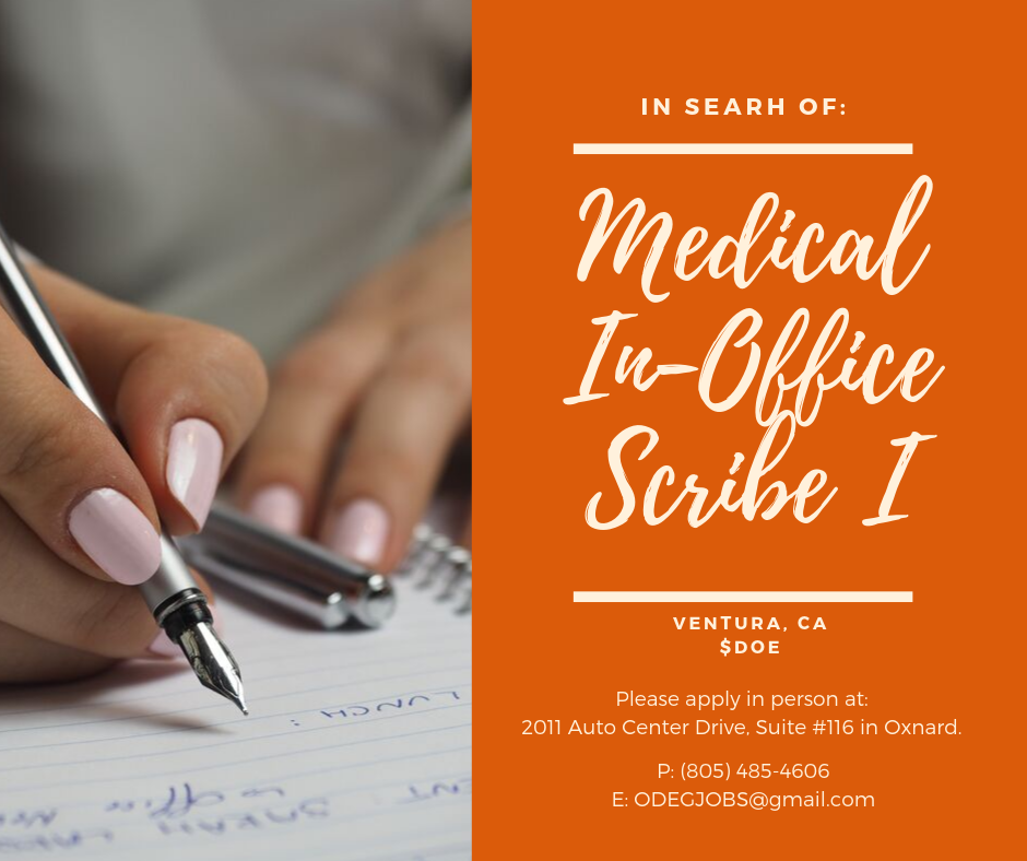 2019.09.24 Medical InOffice Scribe I.png