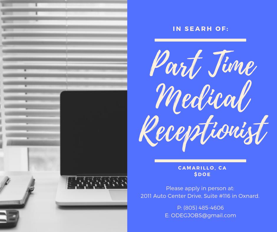 2019.09.24 PT Medical Receptionist.png
