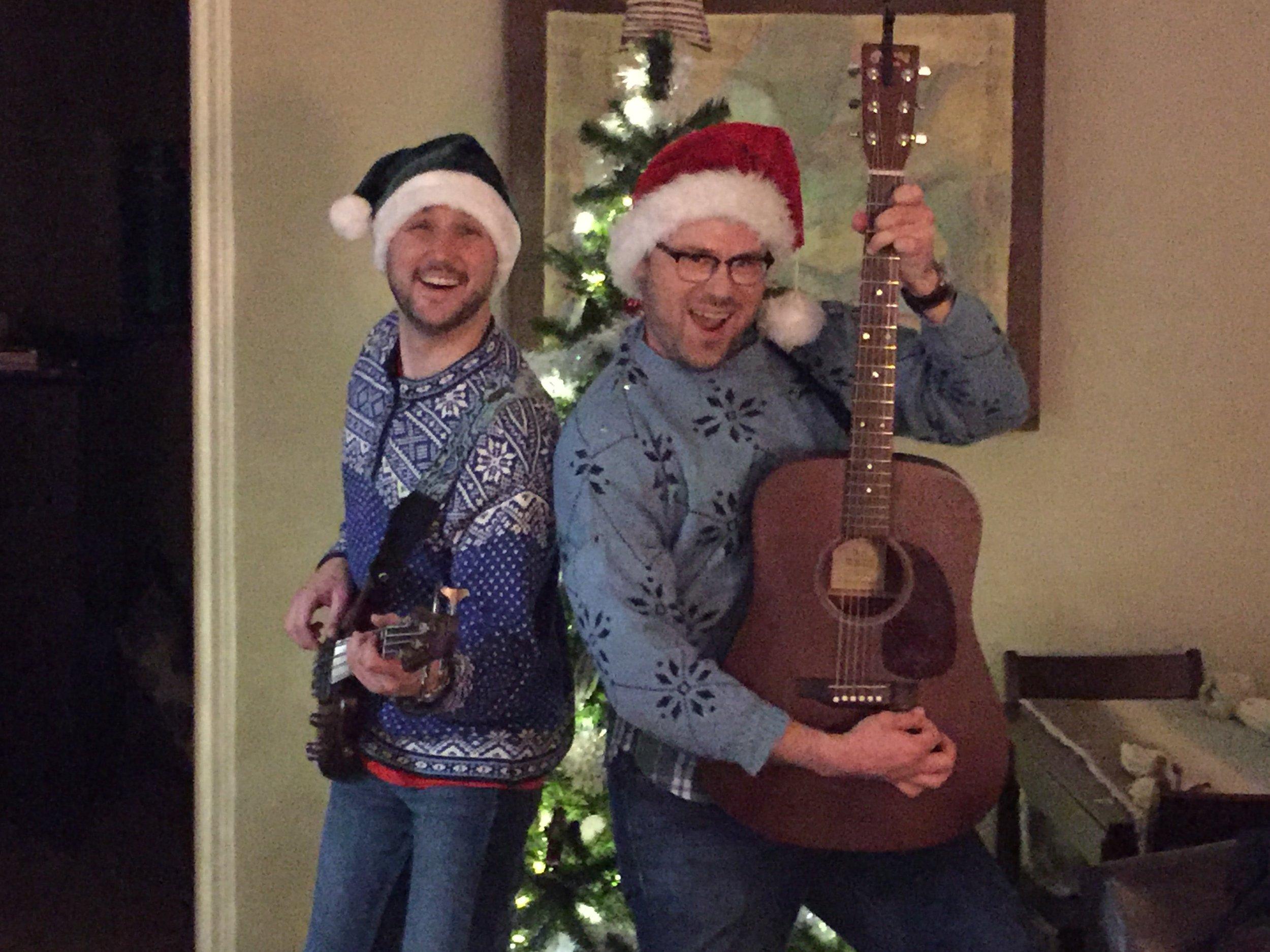 The Reindeer Games: San Antonio's Merriest Holiday Band