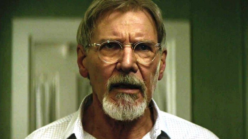 This is a photo of Harrison Ford from the 2015 film  Age of Adeline . It has nothing to do with the song--I just like Harrison Ford.