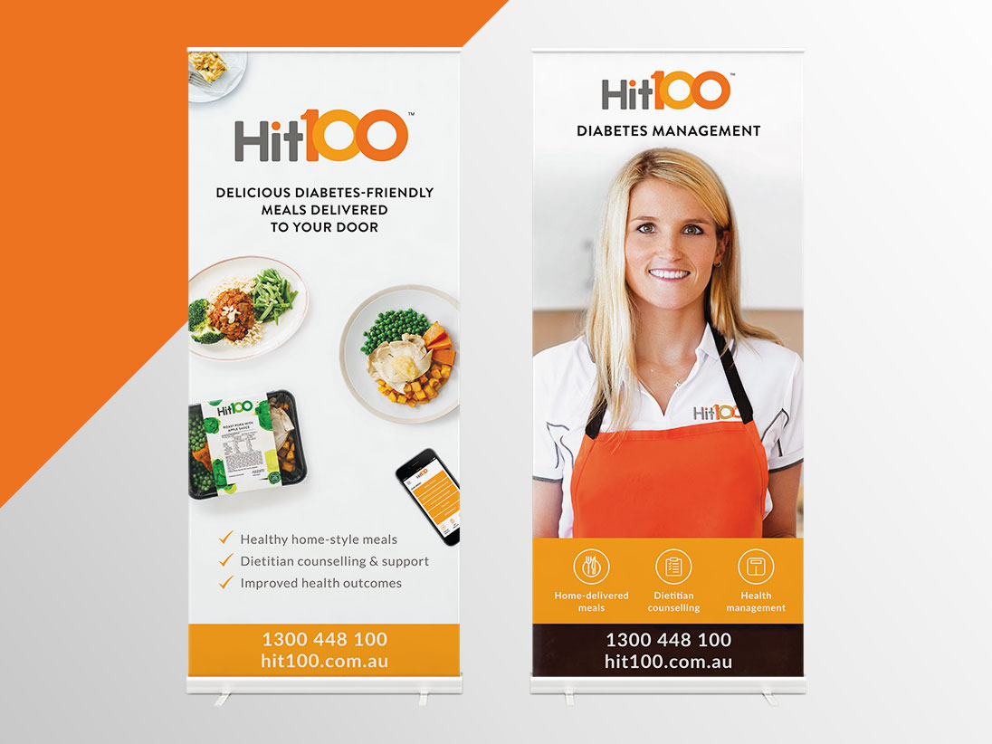 <b>HIT 100</b></br>Food & Nutrition Solution