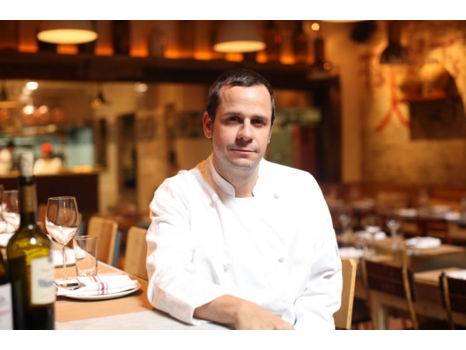 Private Cooking Class with Il Buco Chef Roger Martinez
