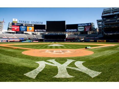 Four Tickets to Watch the Yankees