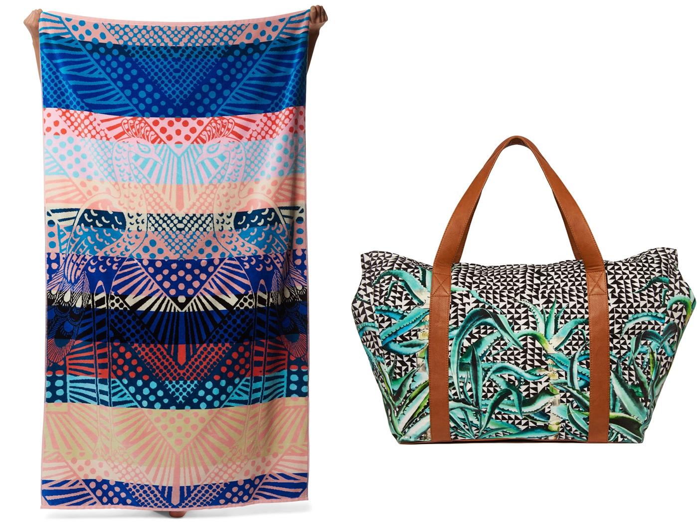 Moroccan-Chic Beach Essentials from Mara Hoffman