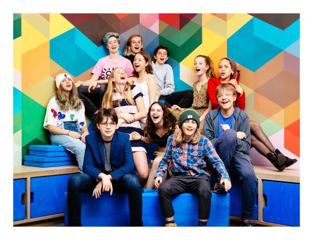 Blue School Class of 2019