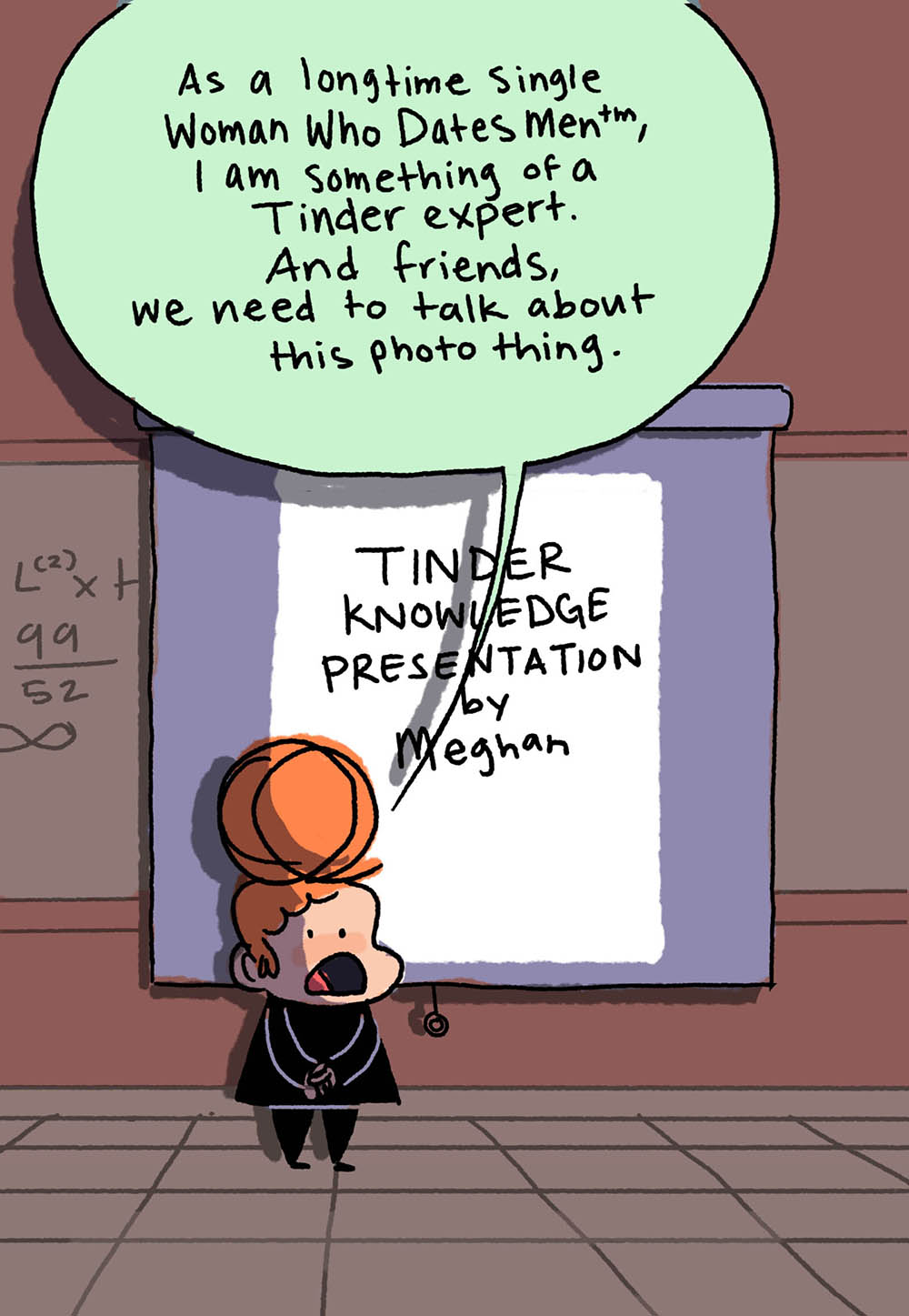 Tinder - For the Nib