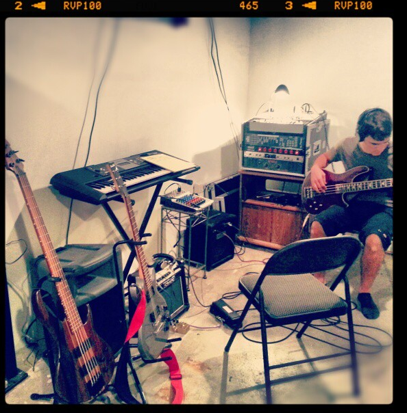 First Practice Space
