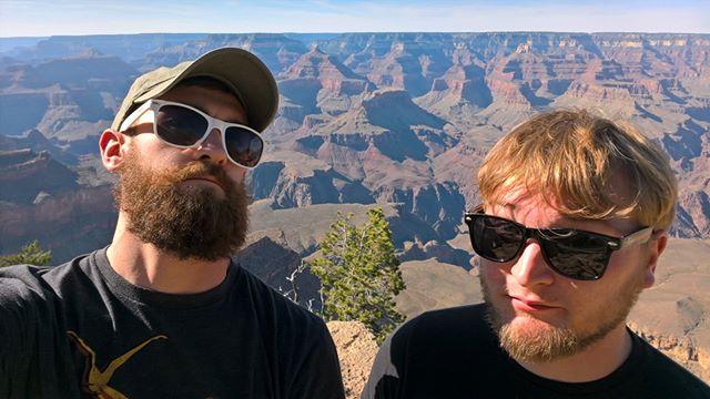 Grand Canyon. #roadtrip @jwacko116