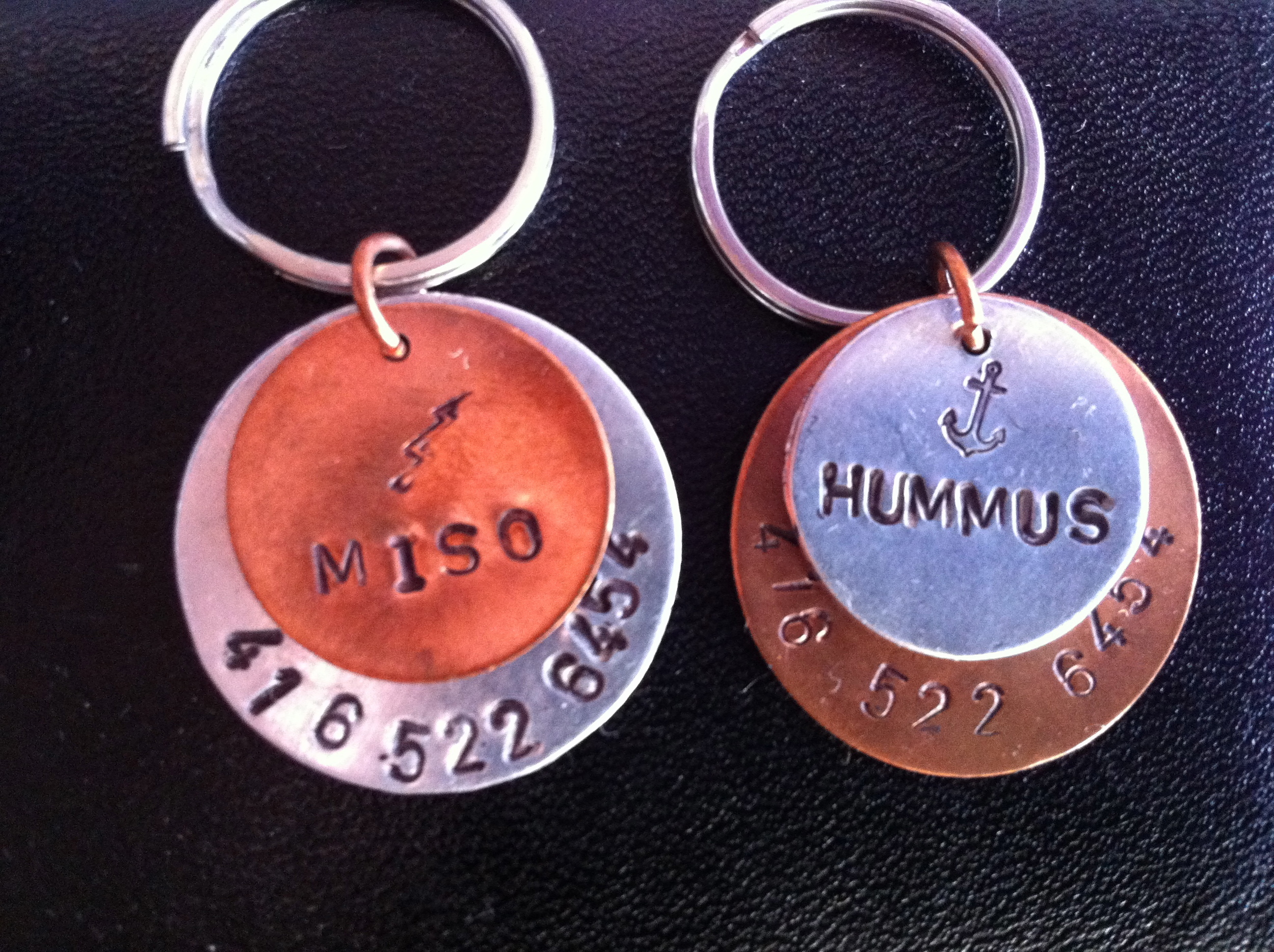 pet tags for your pooches!