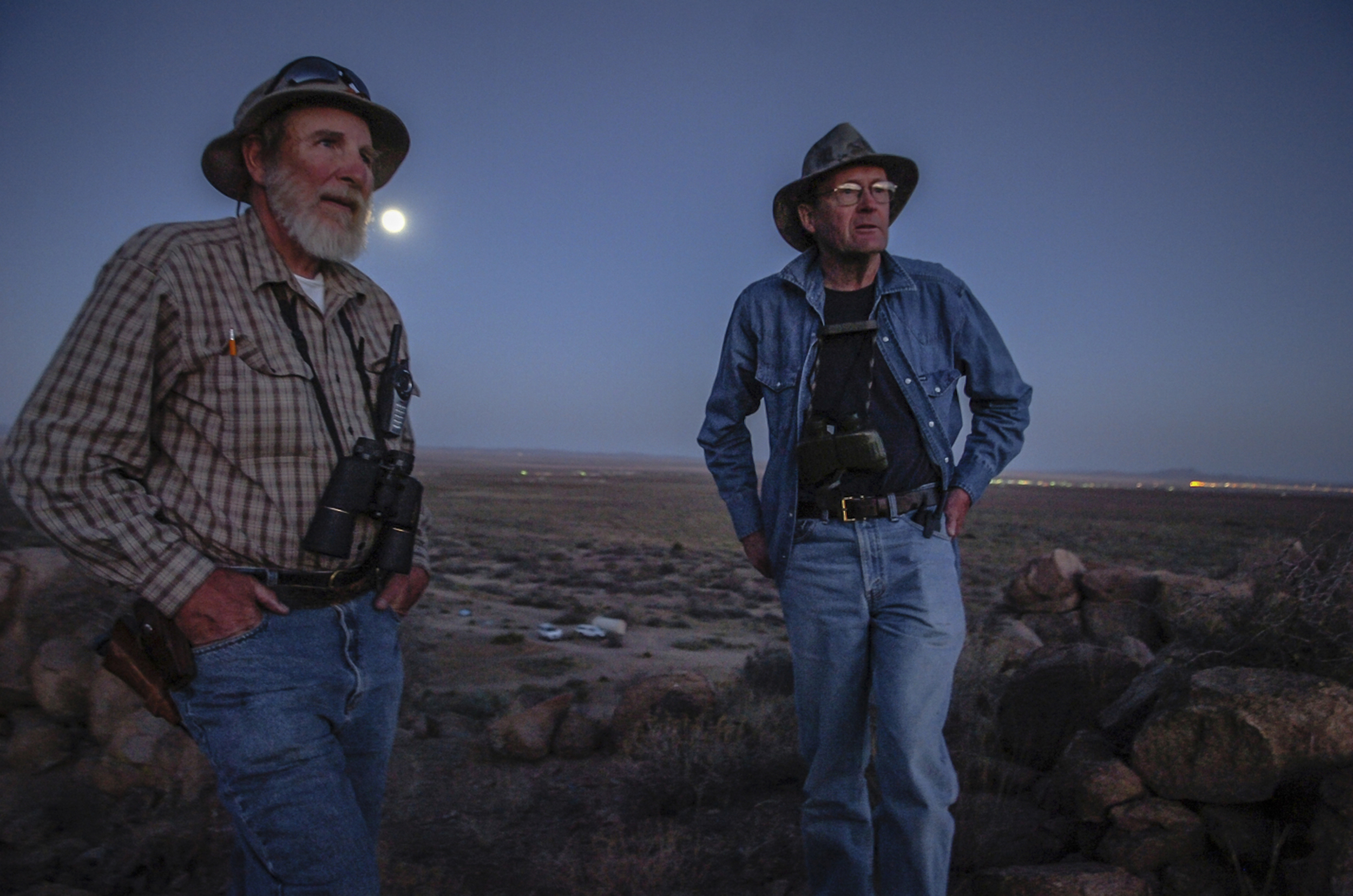 Minutemen in New Mexico