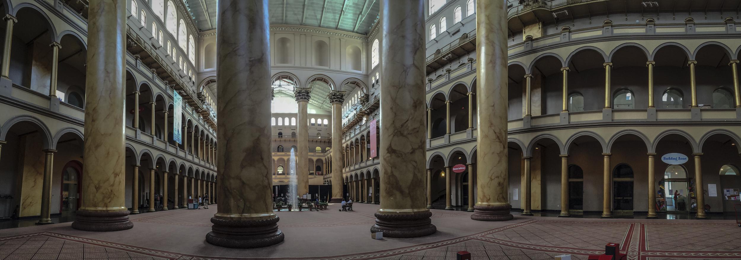 National Building Museum Washington D.C.