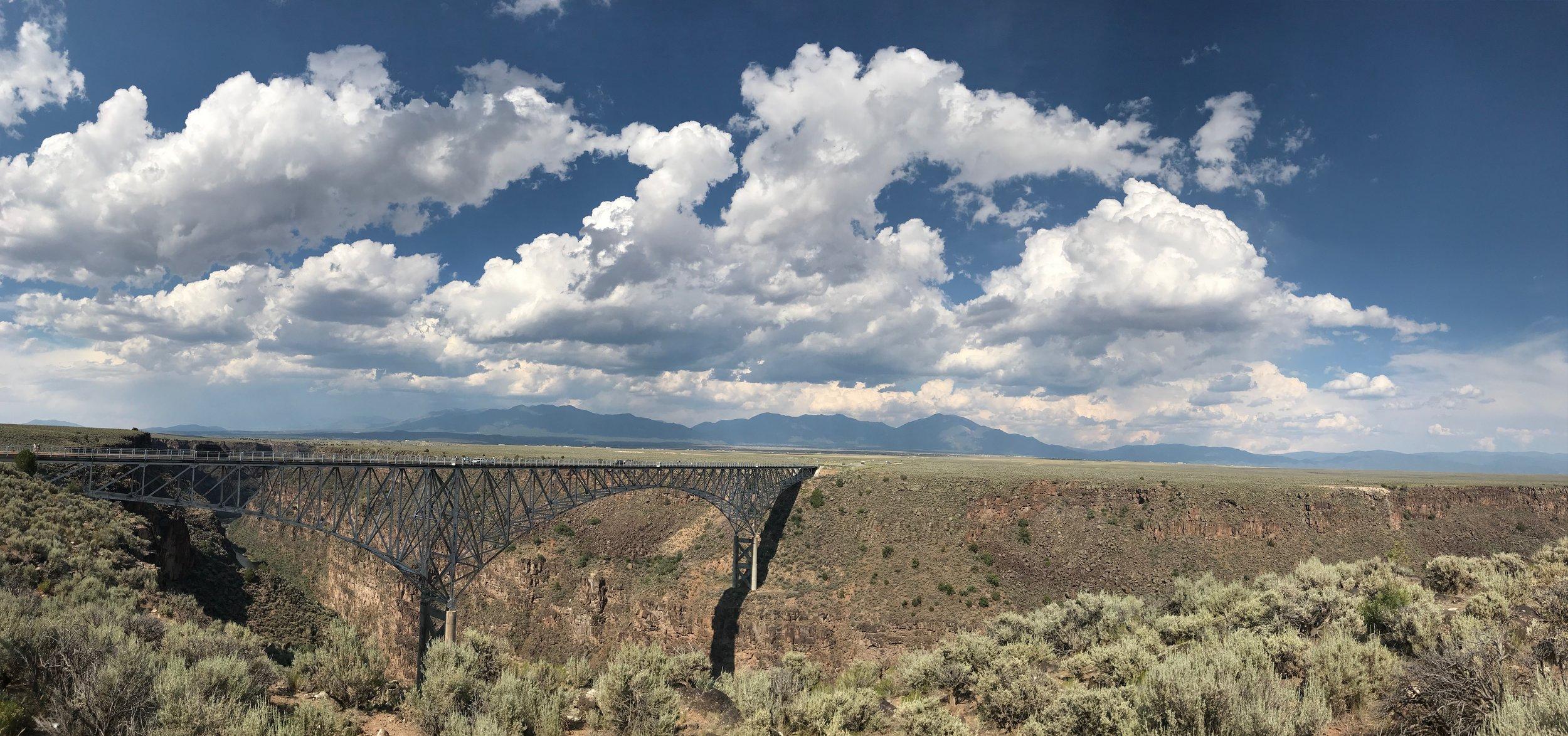 Rio Grande Gorge, New Mexico