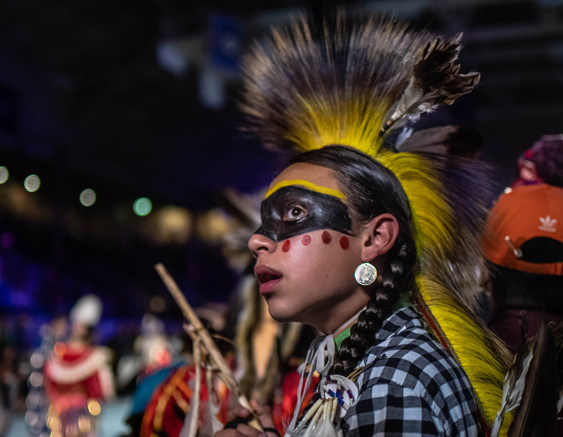 Gathering of Nations Pow Wow 2019