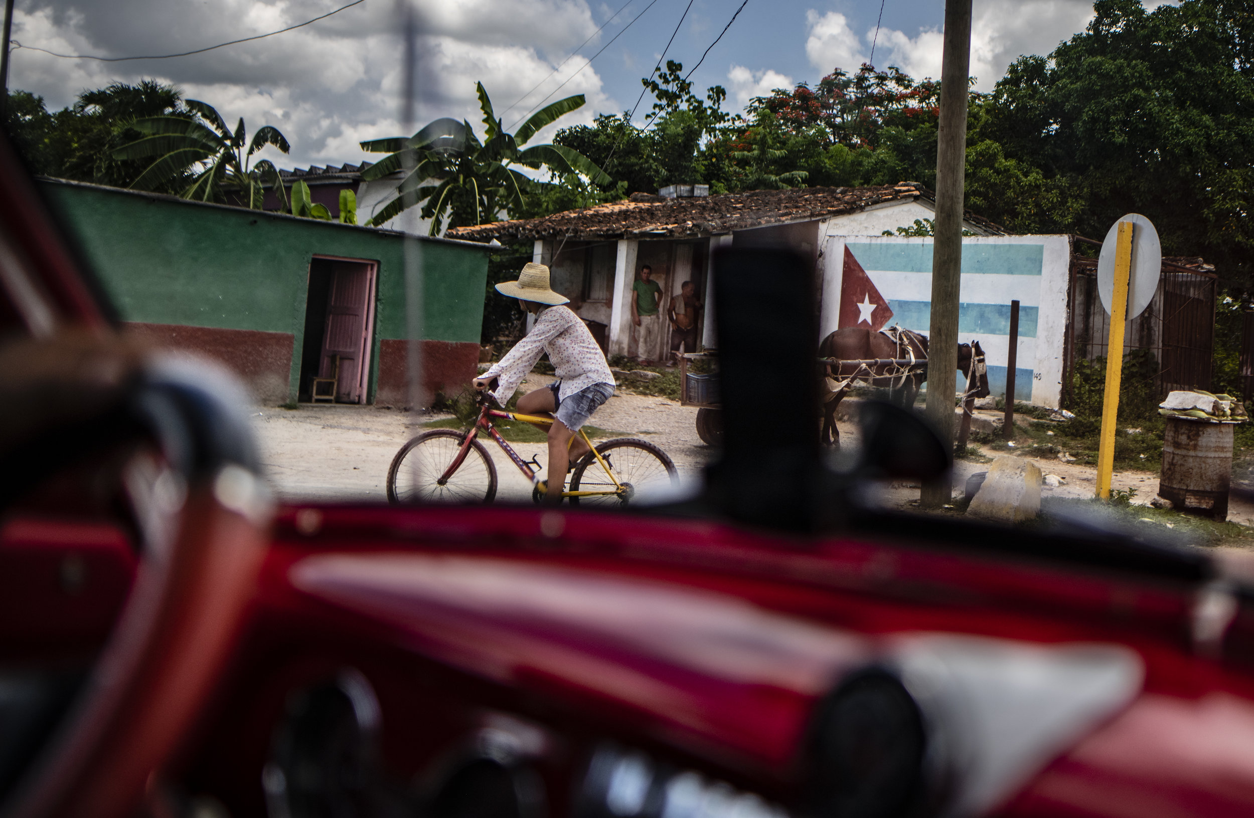 Cuba dabs board.  July 2019