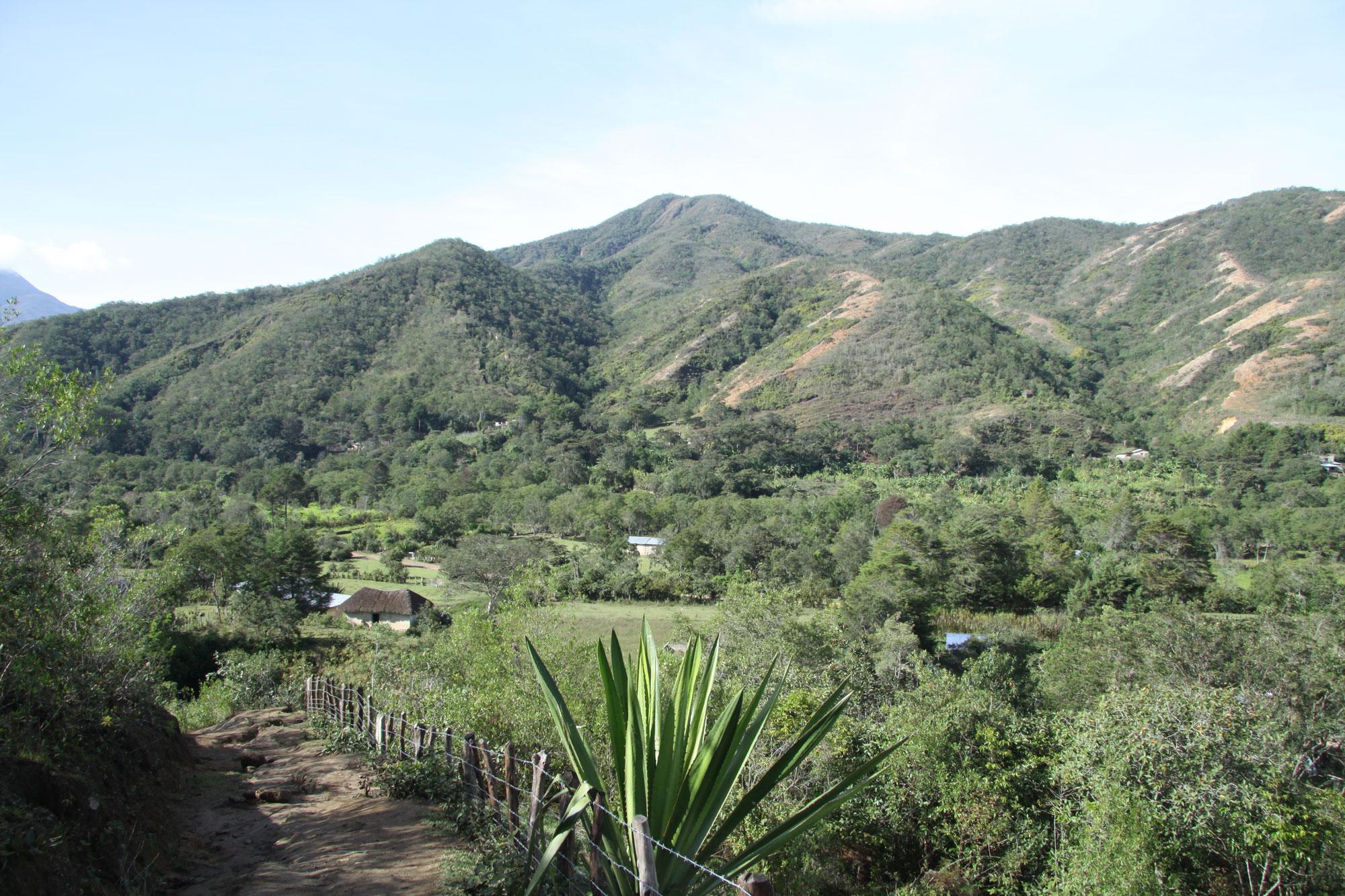 View of Nabusimake