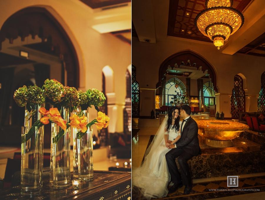 The Palace Hotel Downtown Dubai Wedding