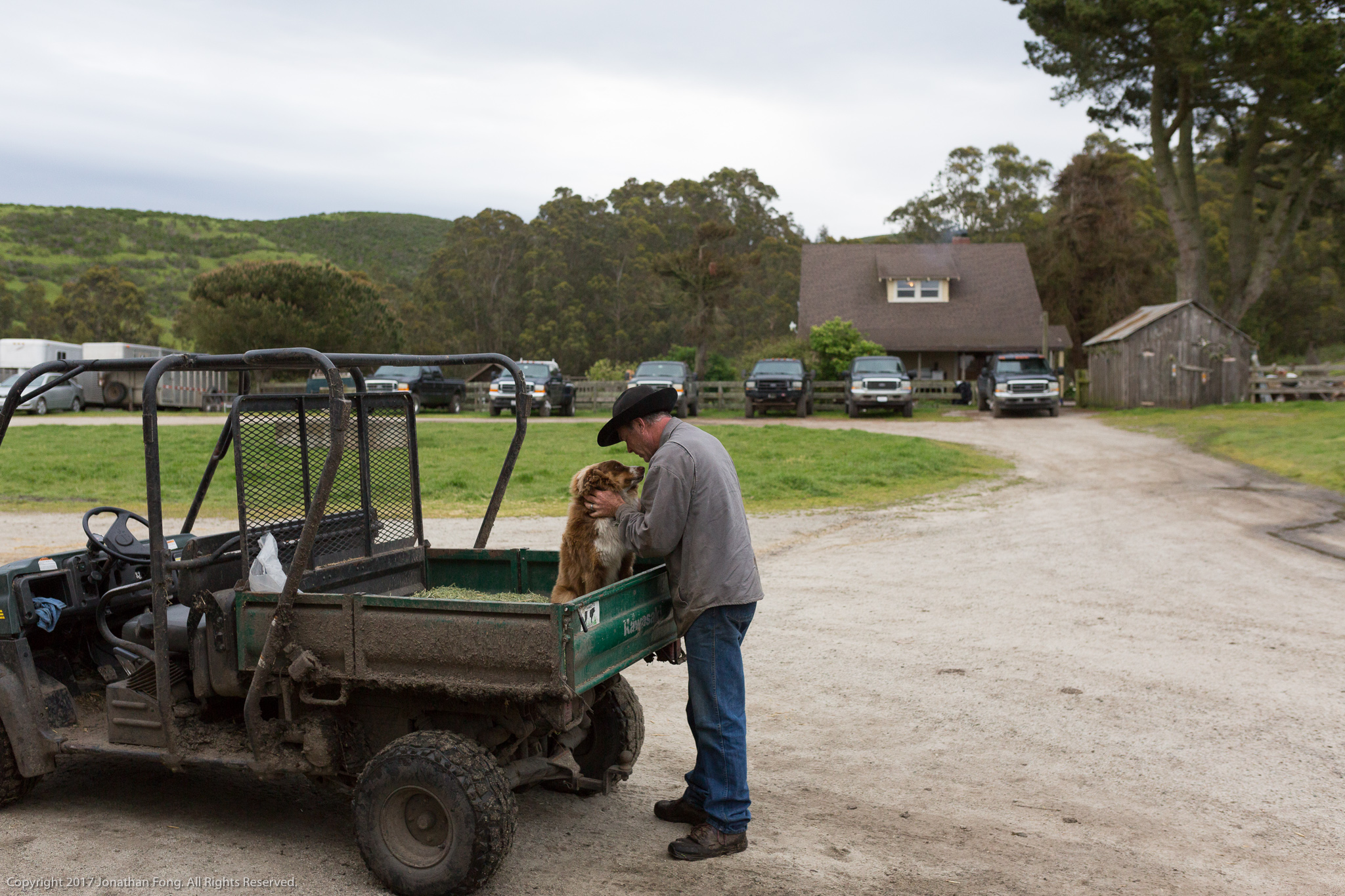 """Erik Markegard, co-owner of Markegard Family Grass-Fed and Doniga's husband, is a sixth generation rancher. Erik's family migrated from Norway- where a branch of the family still ranches- and set up a homestead in the 1800s. His parents moved to California, where they managed ranches on the San Mateo Coast.. """"Erik's father was the first in [San Mateo] county to practice the idea of holistic land management, before there was ever a name for it."""""""