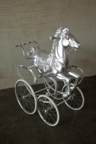 Carriage Horse by Schuyler Blanchard