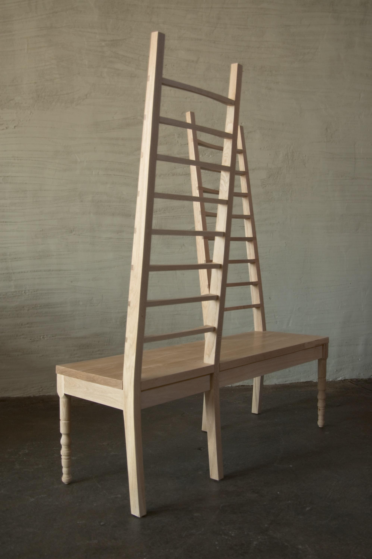Ladderback Tete-a-Tete by Bobby Aiosa