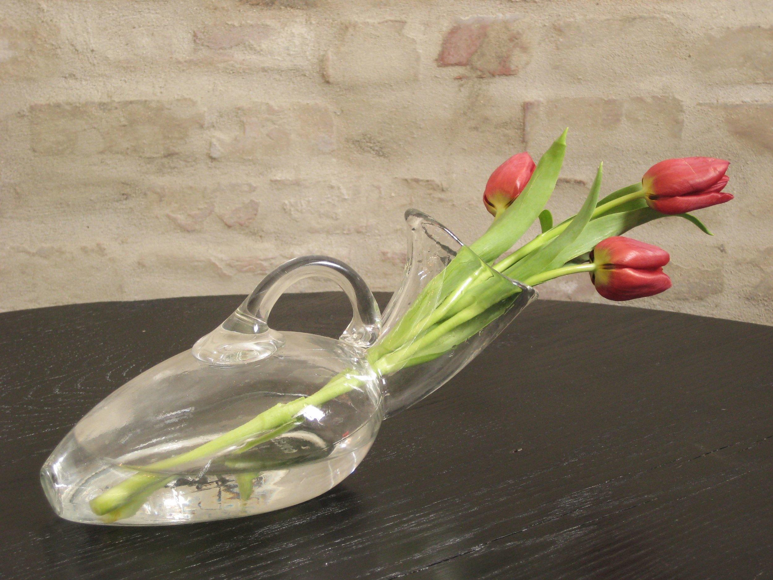Piss Elegant Vase by RJ Thornburg
