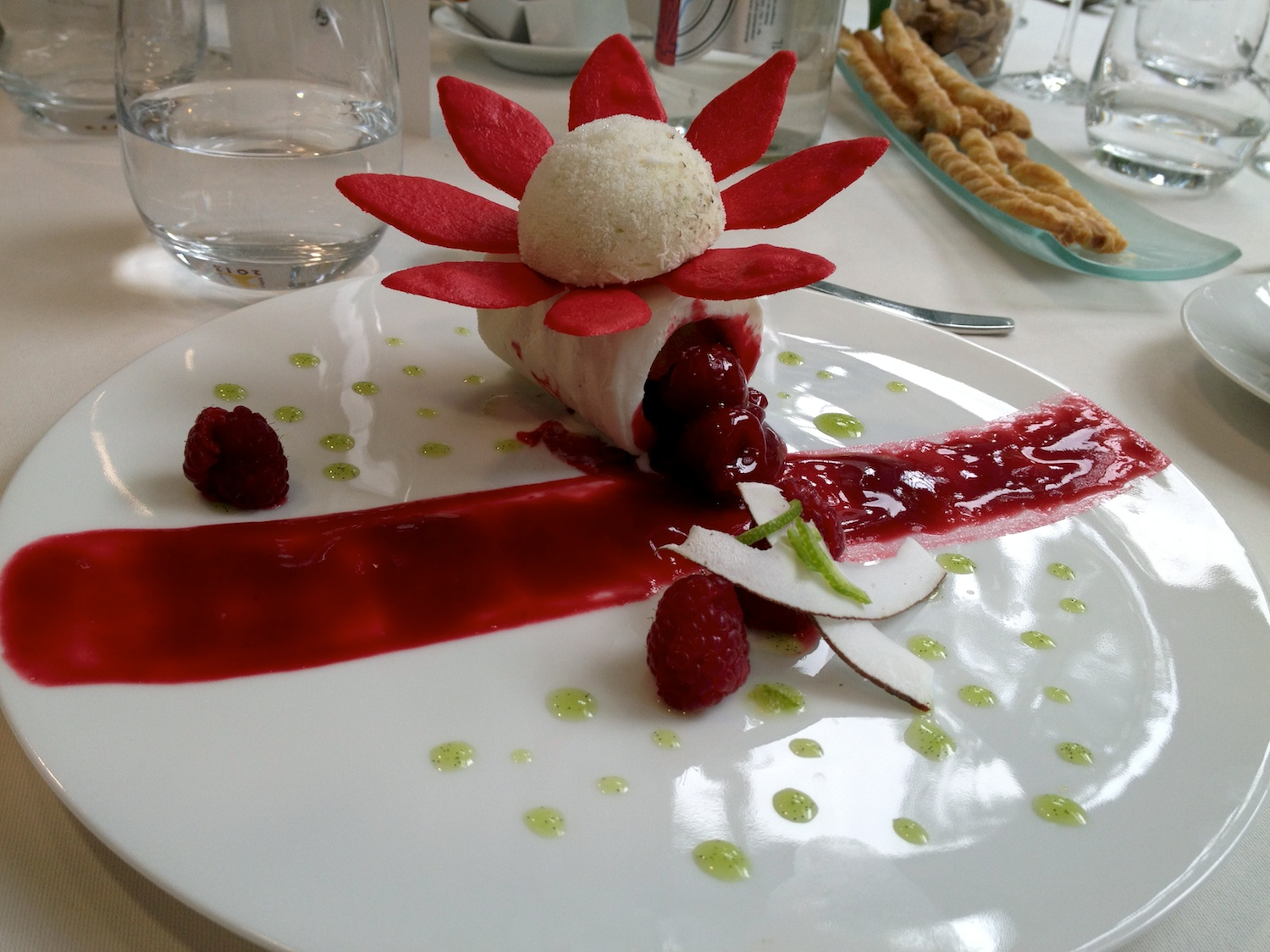 One of our amazing desserts