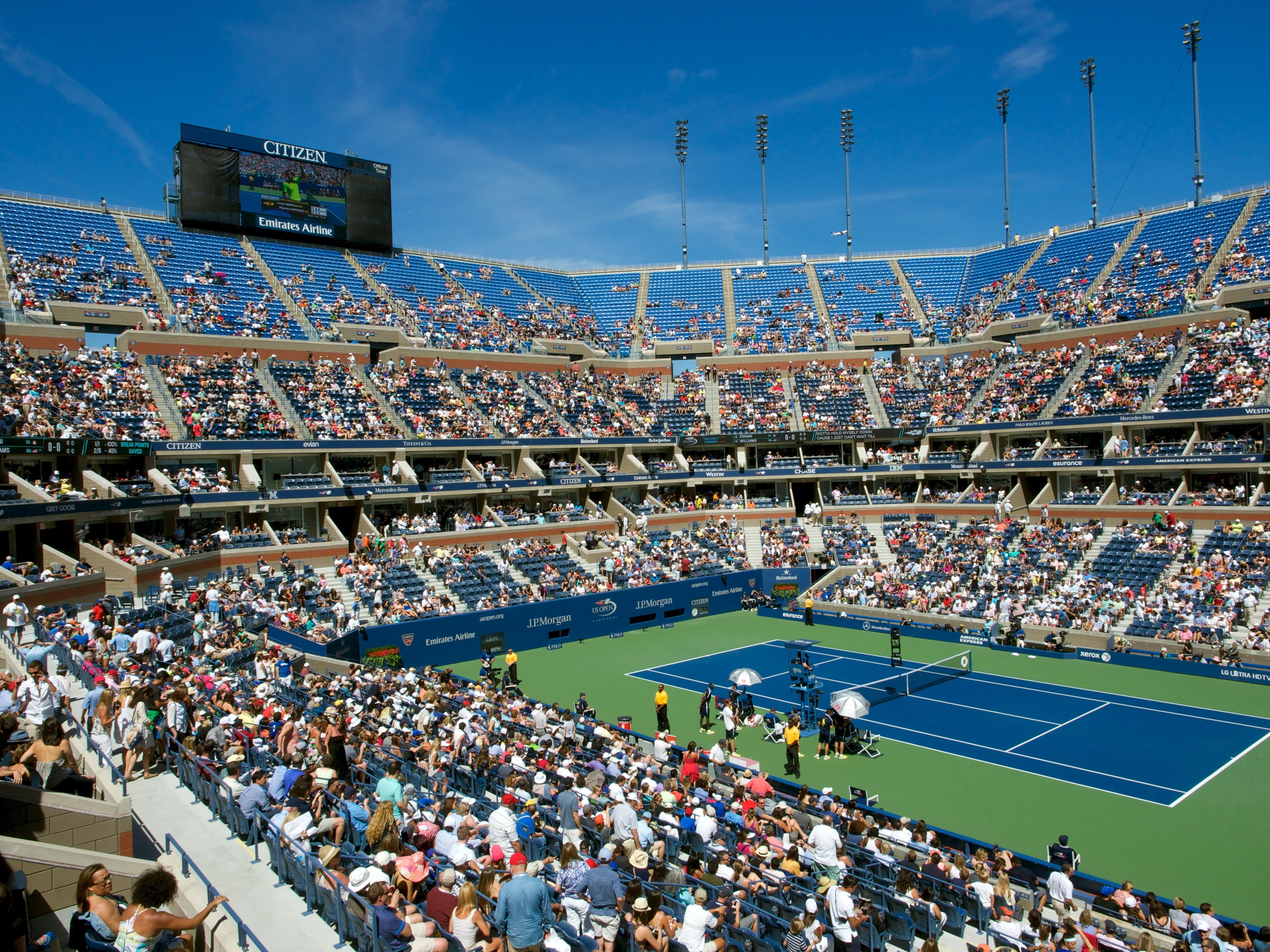 US Open!