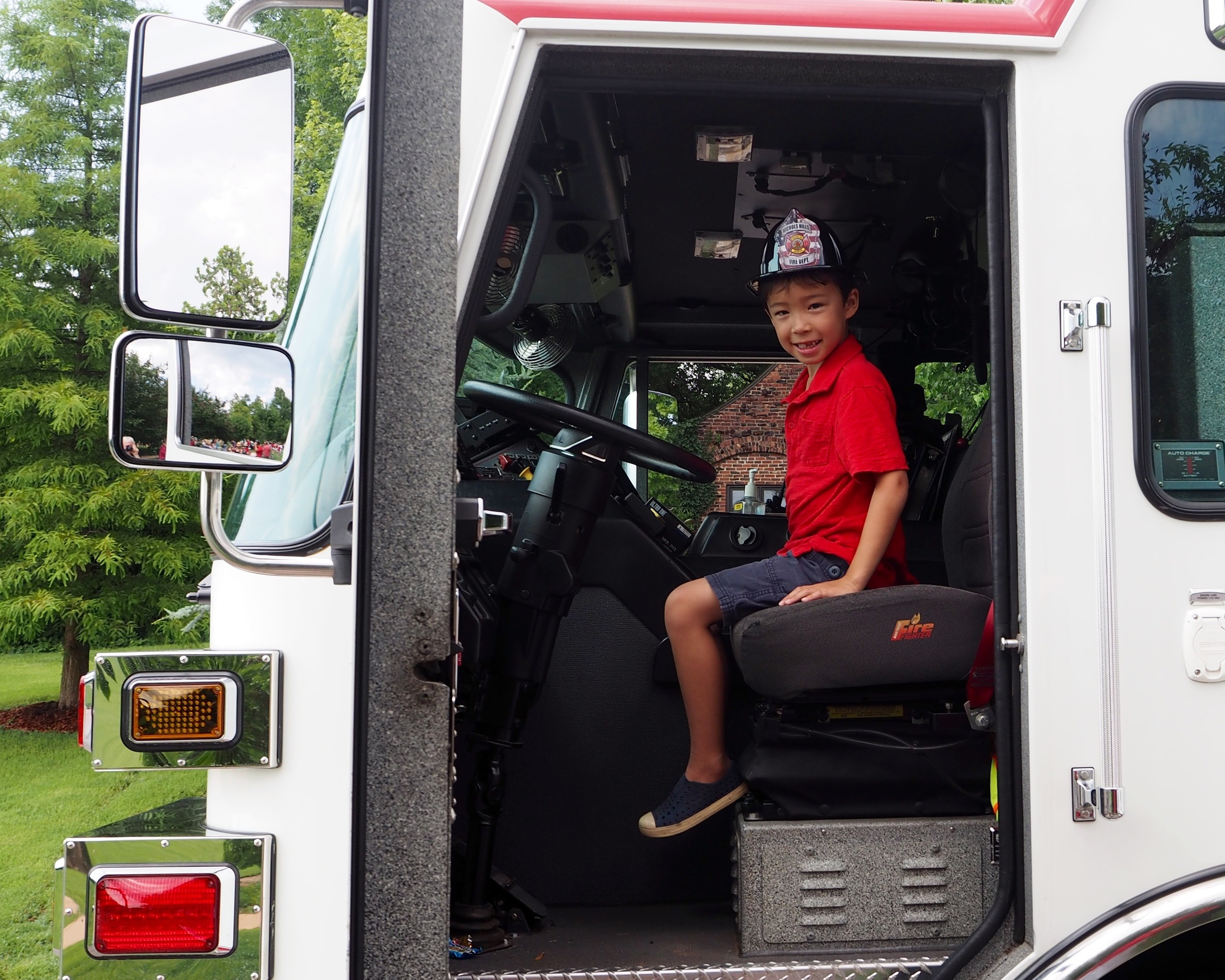 Future fireman?