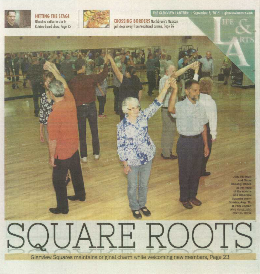 In the News — Glenview Squares
