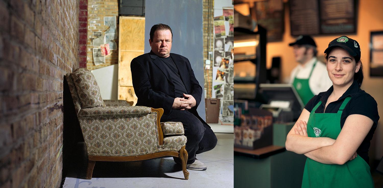 Neil Giuntoli & Starbucks for Chicago Magazine