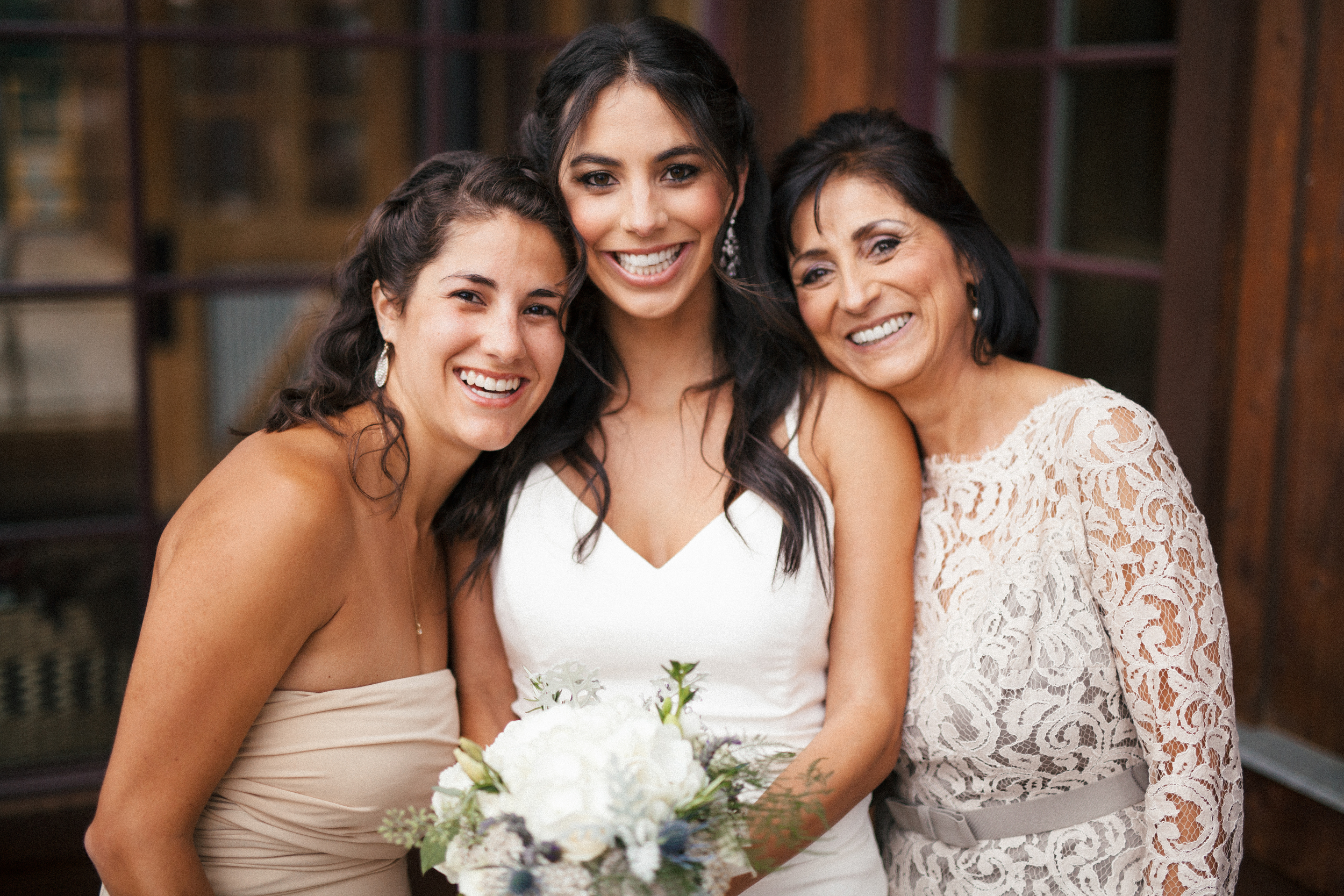 mother of bride, sister and bride.jpg