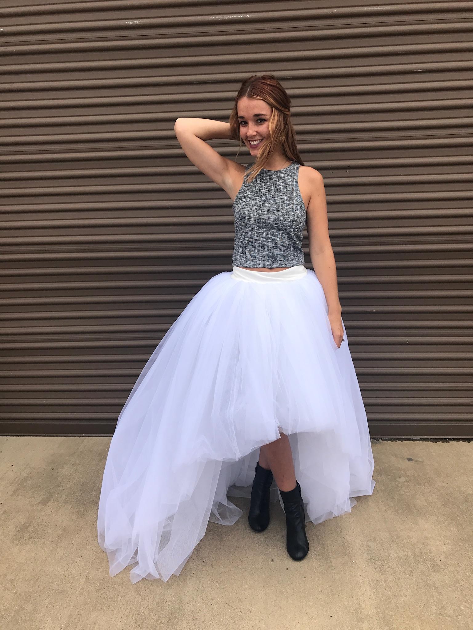 'Sailor Skirt' by Houghton