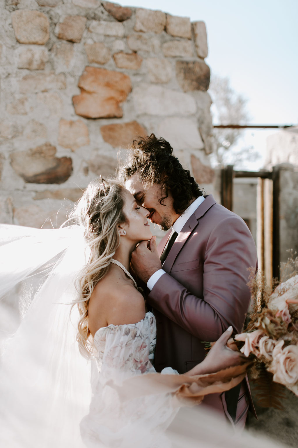 Wild Ones Boho Desert Bridal Inspo As Seen On Green Wedding
