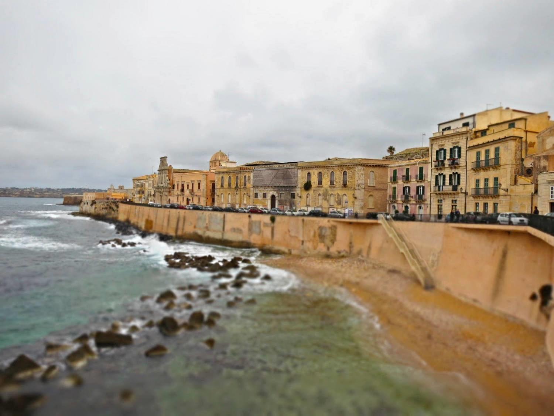Charming Syracuse in Siciliy. Credit: Jennifer M Jedda