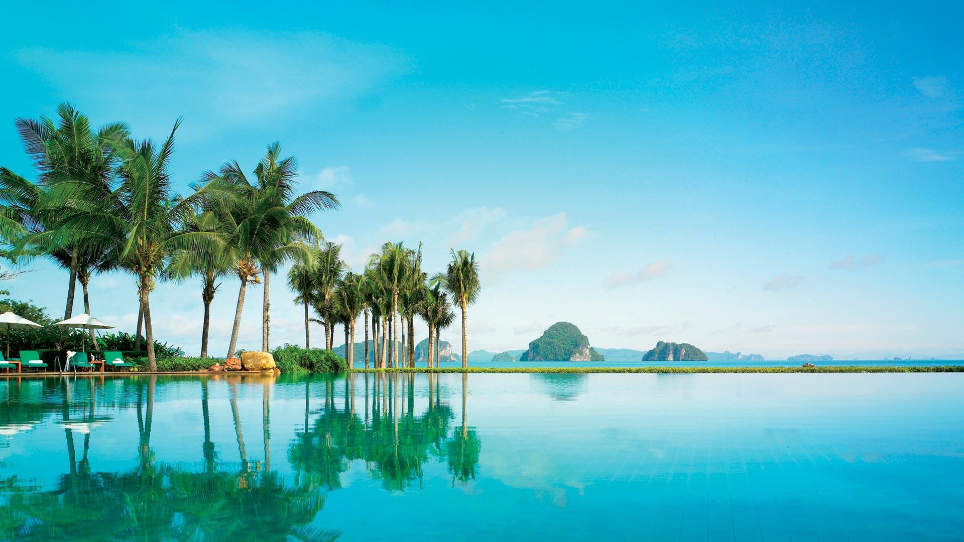Phulay Bay, A Ritz-Carlton Reserve near Krabi, Thailand