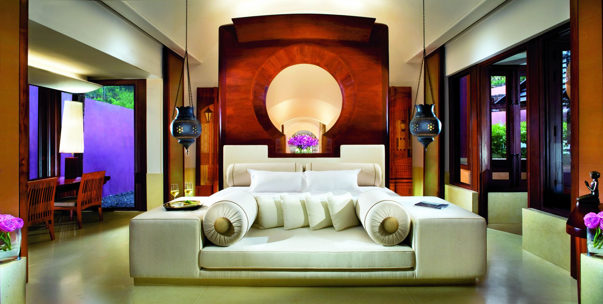 One of our favourite suites at Phulay Bay
