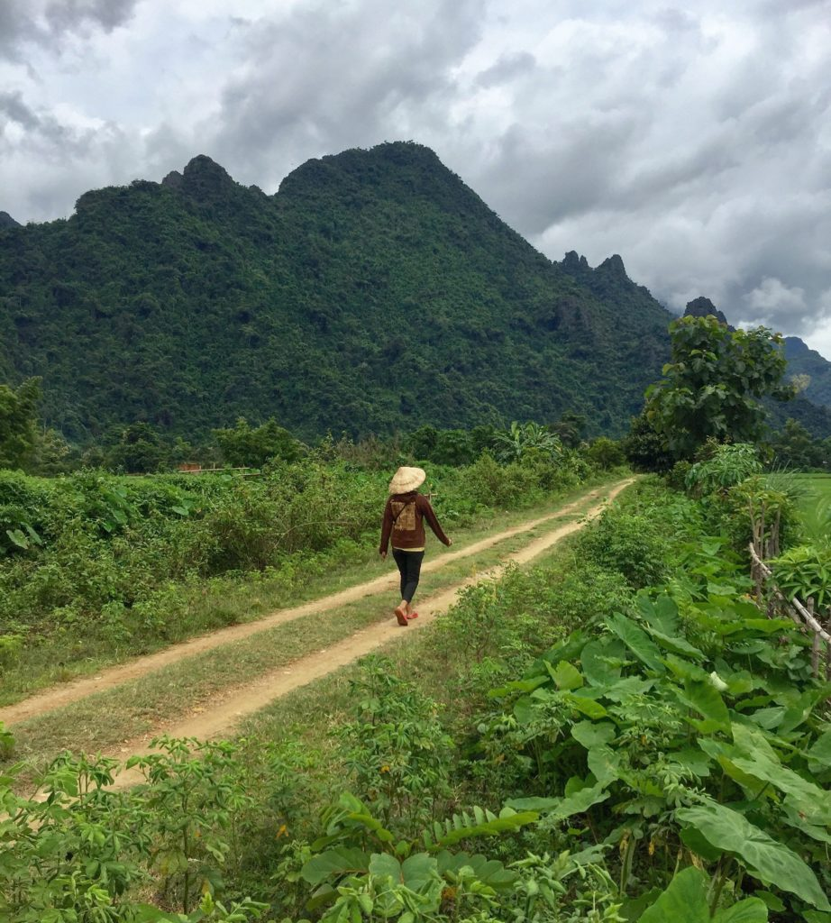 This image alone is reason enough to visit Laos.