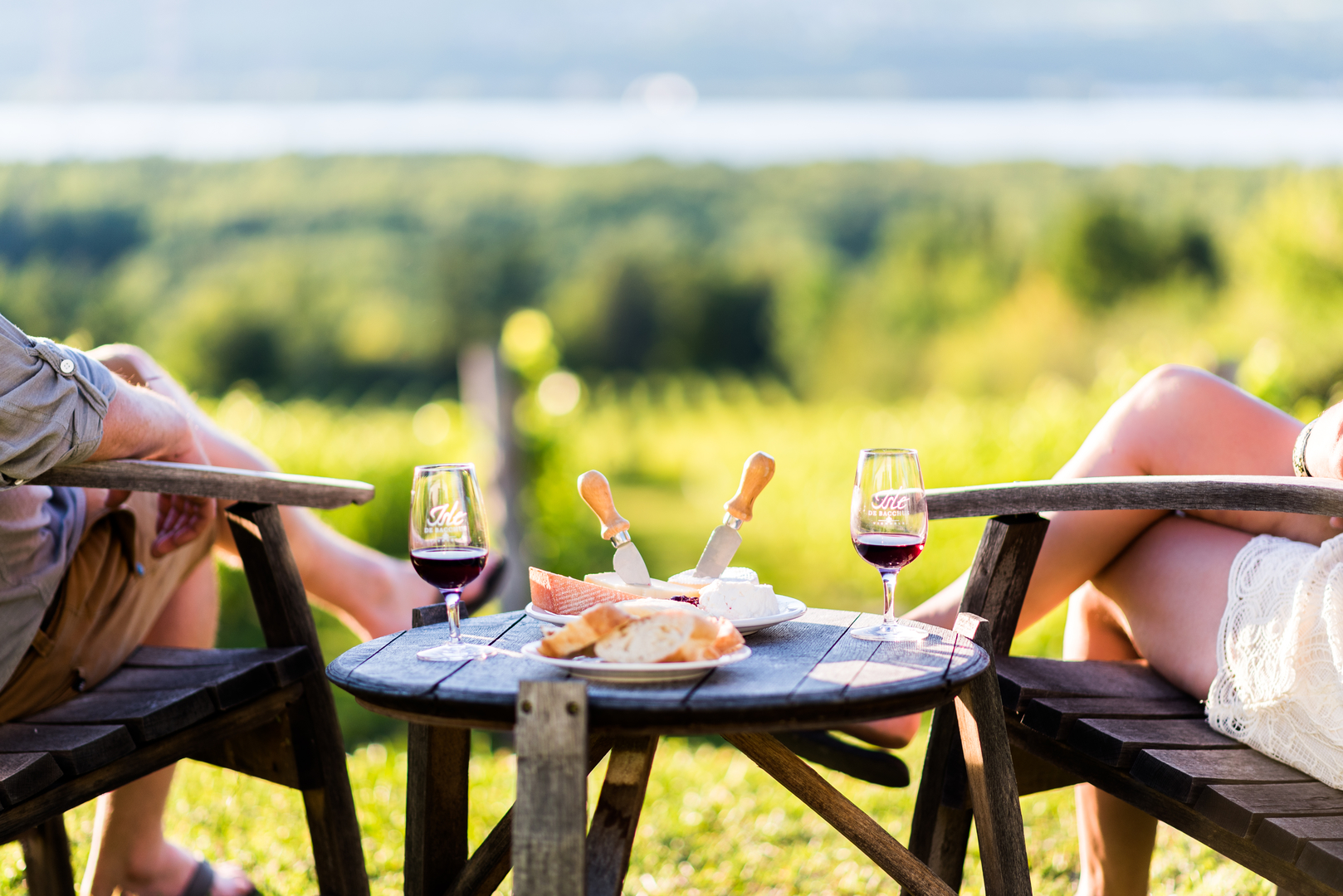 Superb food and wine are a major draw for Quebec City. Credit:  Jeff Frenette Photography