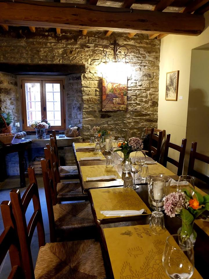 The rustic and charming Diacci Refuge